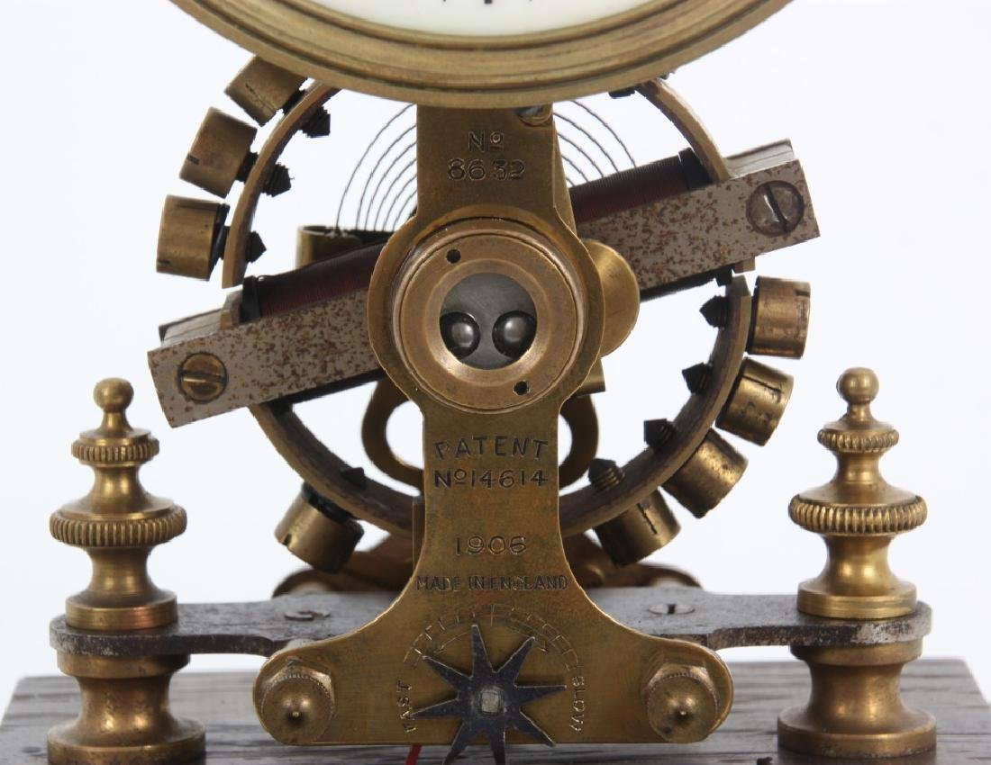 Eureka Electric Crystal Regulator Clock - 10