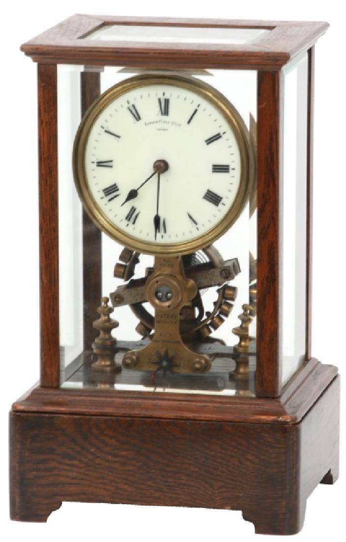 Eureka Electric Crystal Regulator Clock - 2