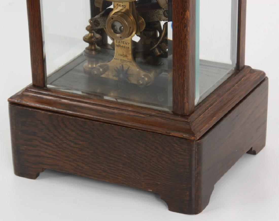 Eureka Electric Crystal Regulator Clock - 3