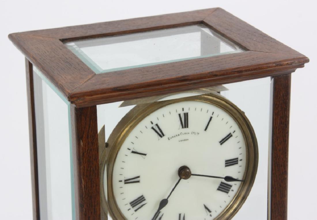 Eureka Electric Crystal Regulator Clock - 4