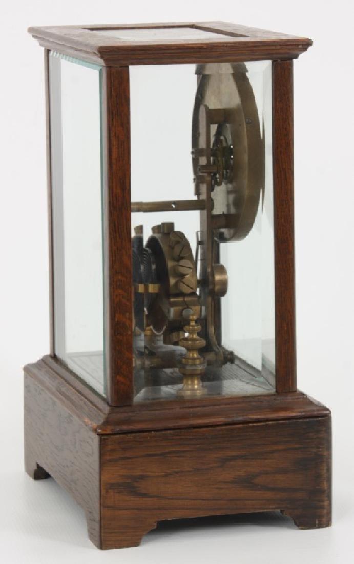 Eureka Electric Crystal Regulator Clock - 5