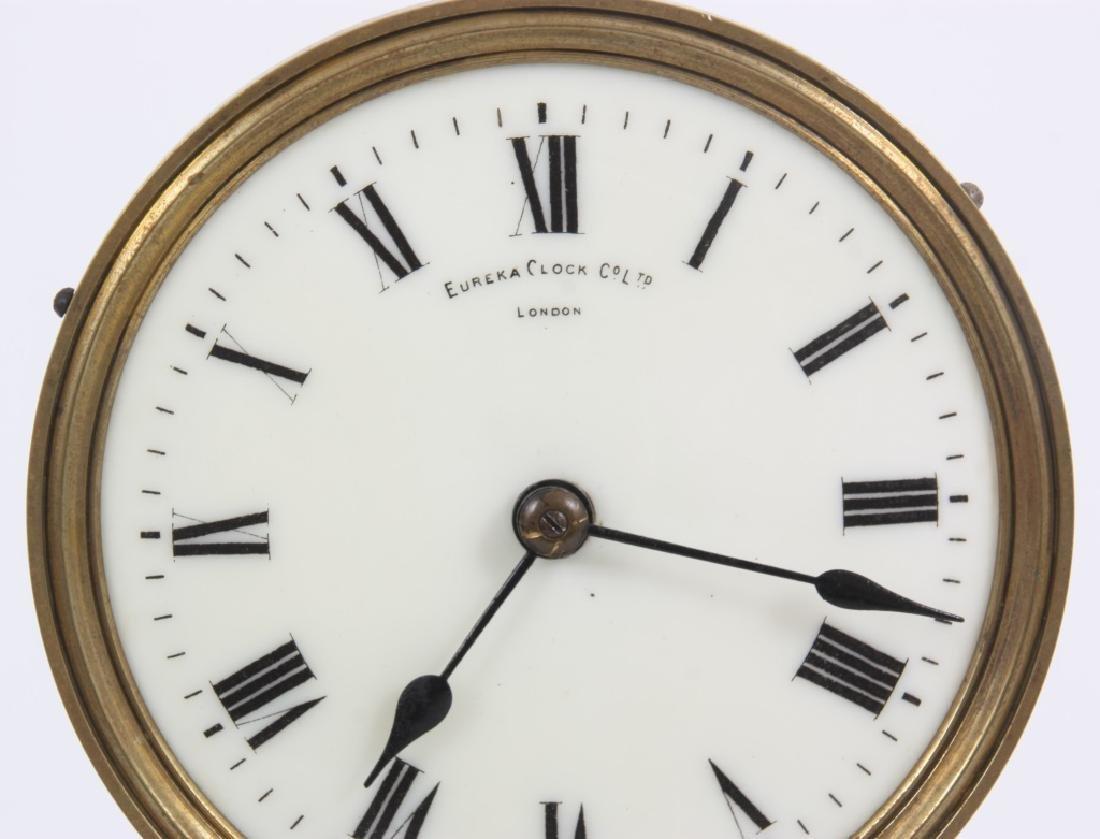 Eureka Electric Crystal Regulator Clock - 9