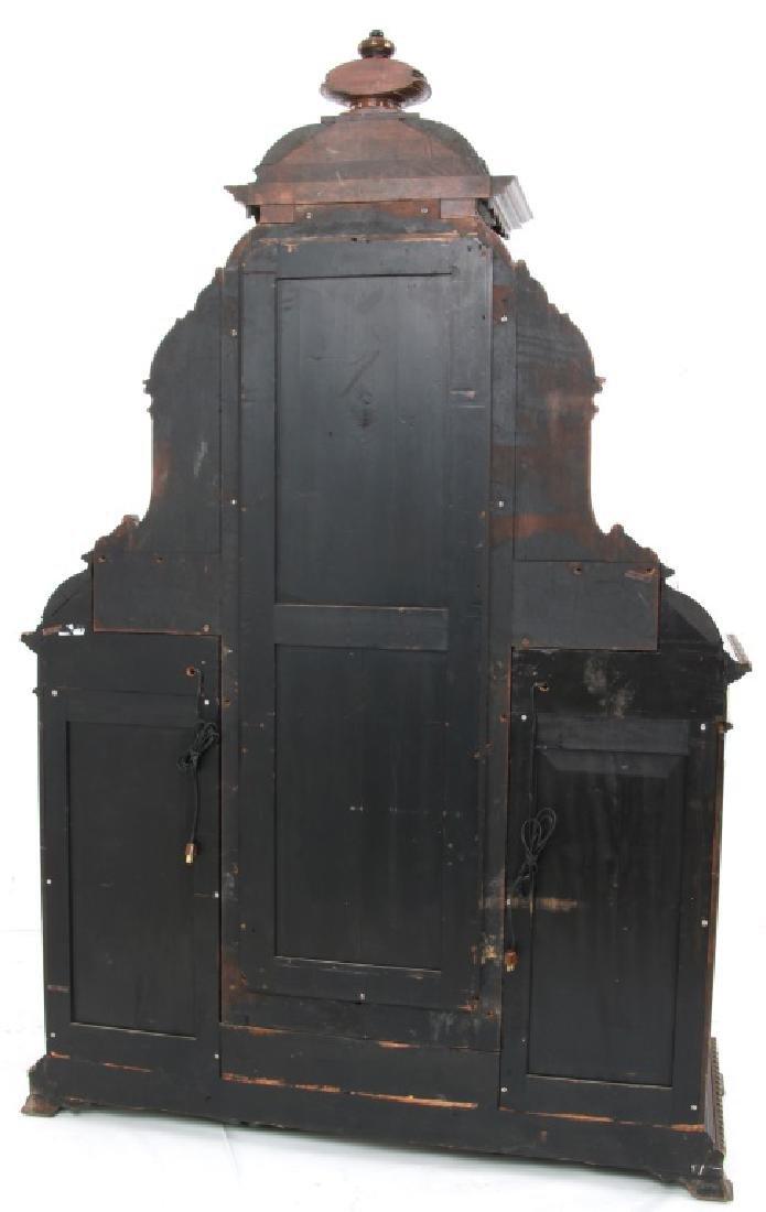 Attr. Pottier & Stymus Rosewood Parlor Cabinet - 8