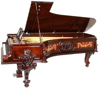 Steinway Model D Centennial Concert Grand Piano