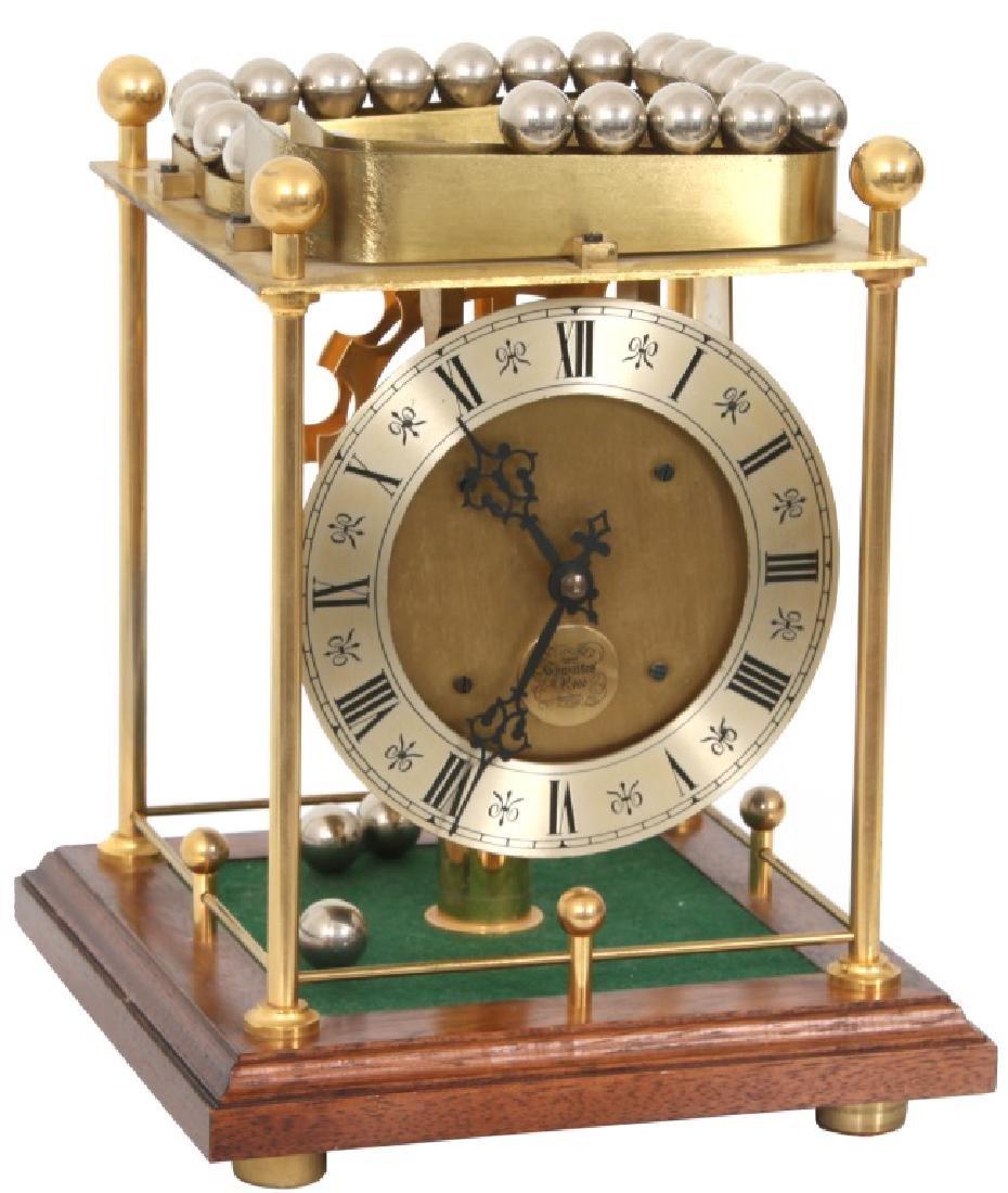 Thwaites & Reed Rolling Ball Clock