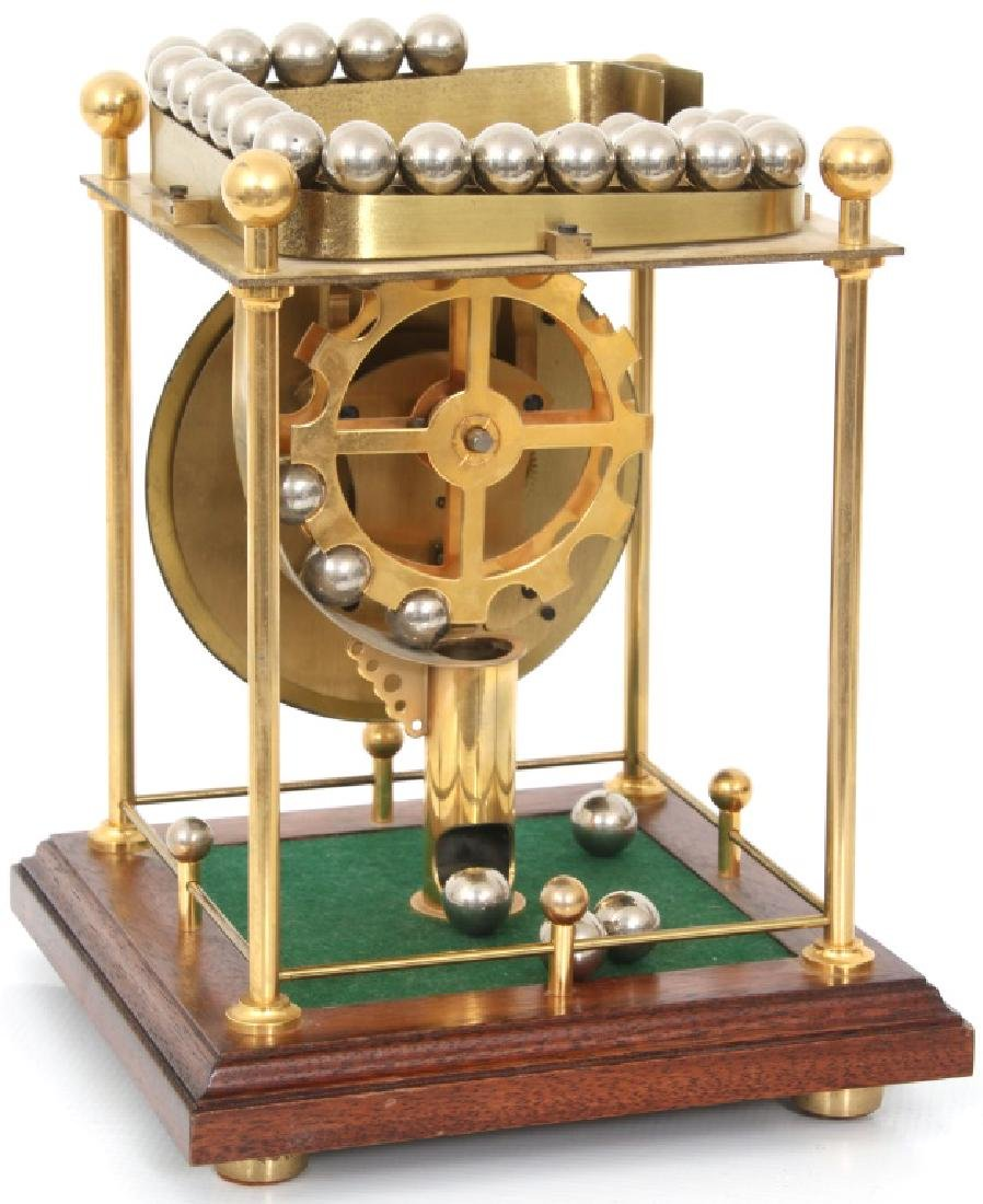 Thwaites & Reed Rolling Ball Clock - 7