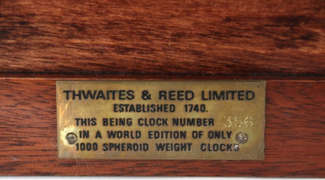 Thwaites & Reed Rolling Ball Clock - 9
