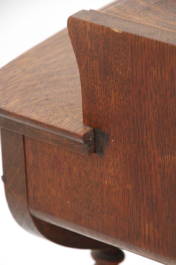 Paine Furniture Co. Oak Shaving Stand - 10