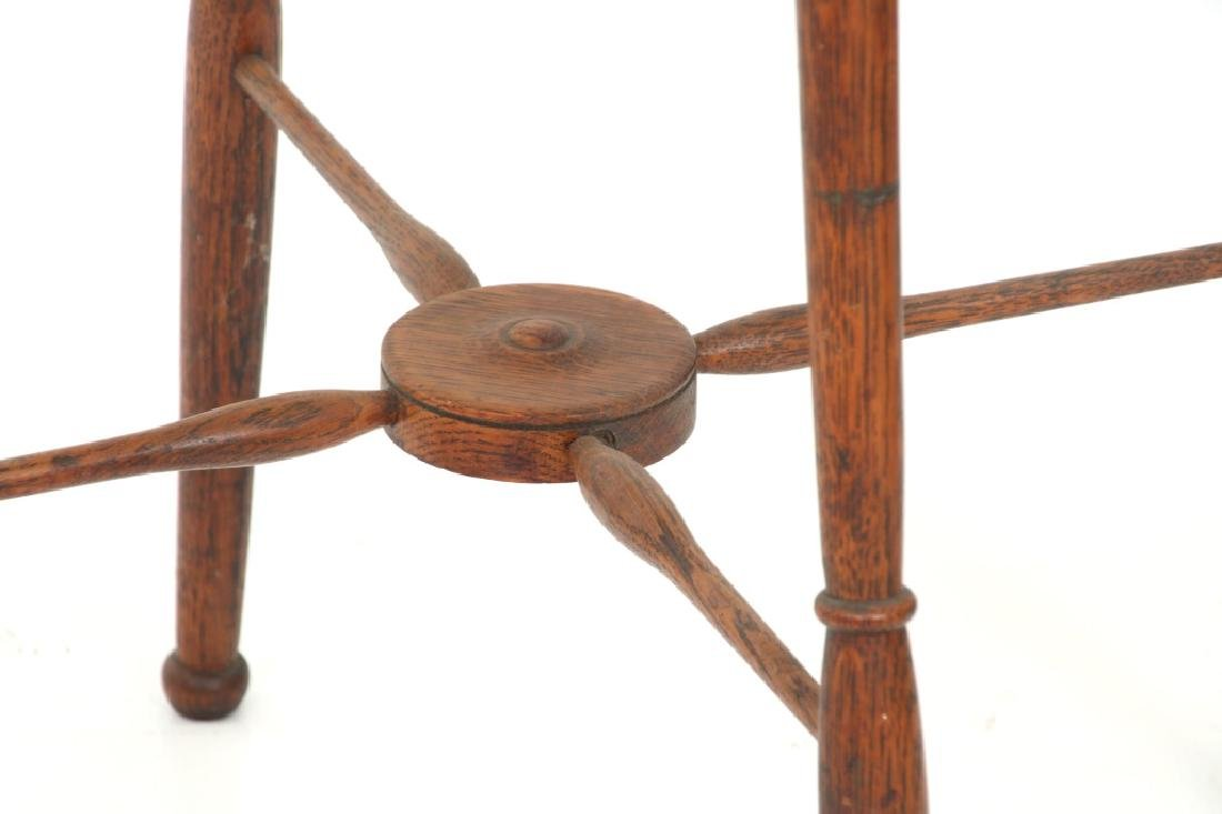 Paine Furniture Co. Oak Shaving Stand - 5