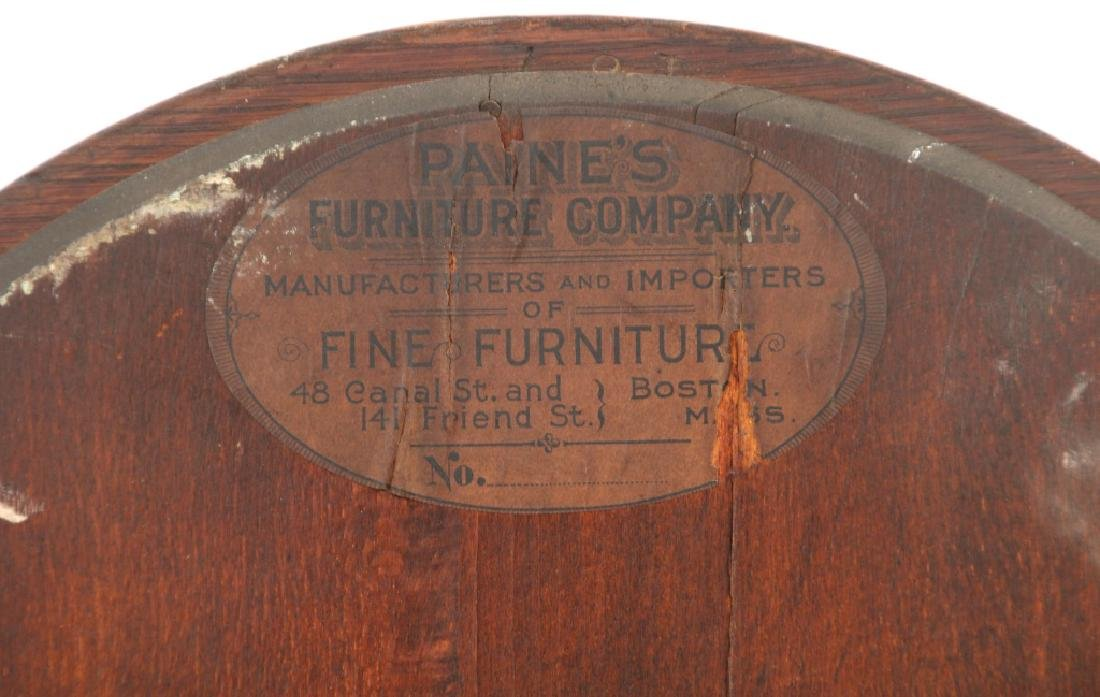 Paine Furniture Co. Oak Shaving Stand - 7