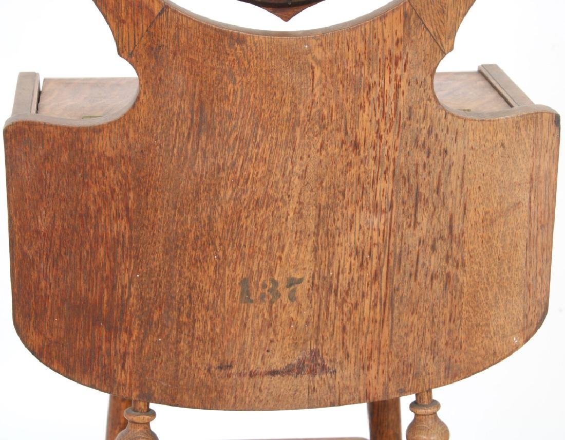 Paine Furniture Co. Oak Shaving Stand - 9