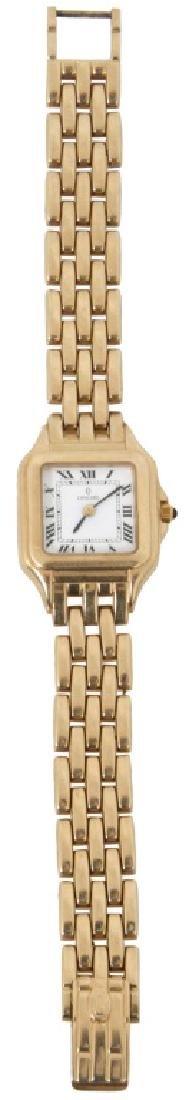 14K Gold Concord Wristwatch