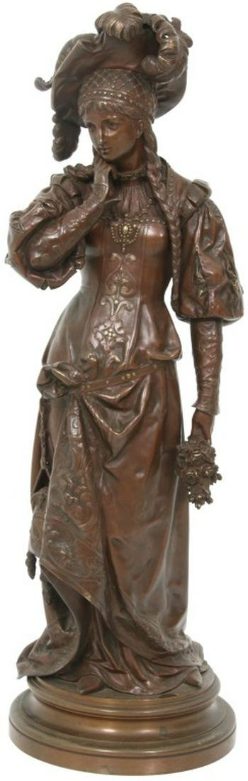 Anatole Jean Guillot (French, 1865-1911), Bronze