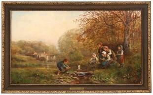 James Crawford Thom American 18351898 OC