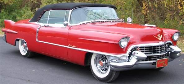 "1955 Cadillac Eldorado, ""Bridges to Babylon"""