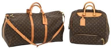 Two Louis Vuitton Bags