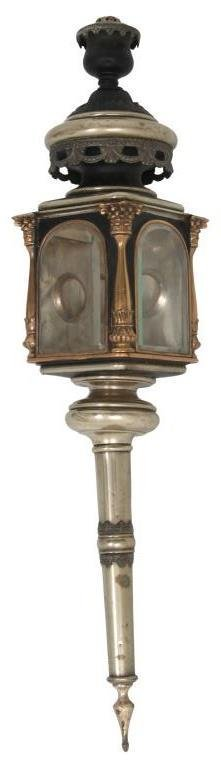 Large Carriage Lamp
