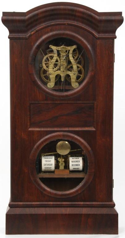 Seth Thomas No. 1 Parlor Calendar Clock