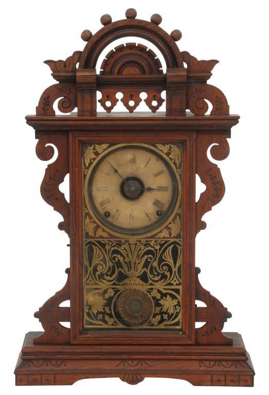 "Seth Thomas ""Eclipse"" Mantel Clock"
