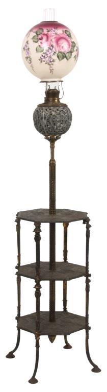 Bradley & Hubbard Banquet Floor Lamp