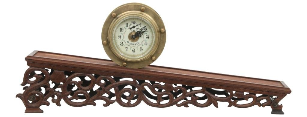 Inclined Plane Clock