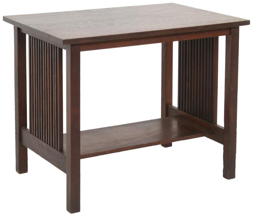 Gustav Stickley No. 655 Table