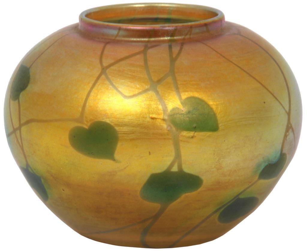 Tiffany Studios Cabinet Vase