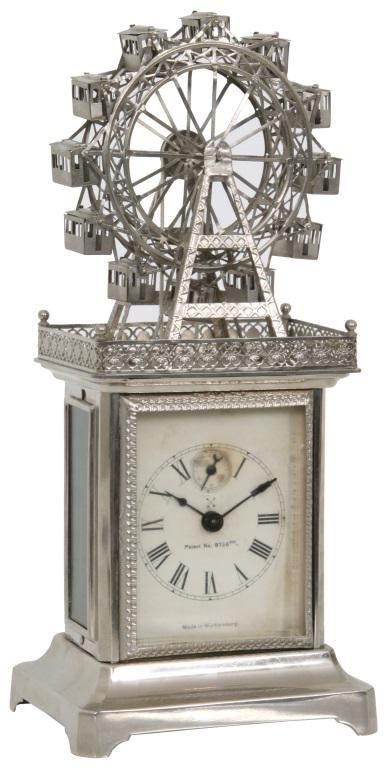 Movement hamburg american clock The Care