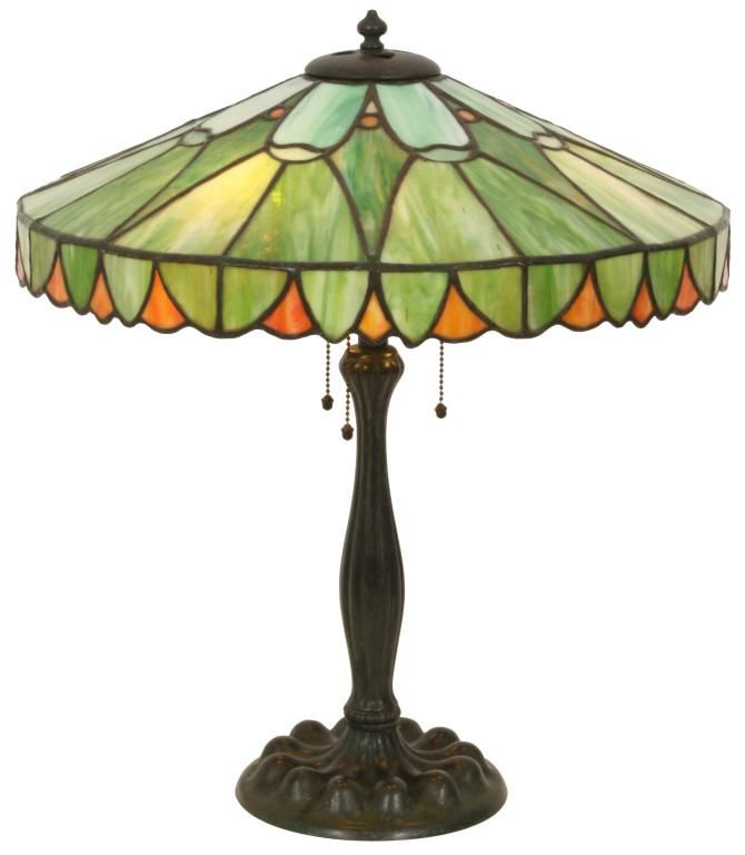Duffner & Kimberly Arts & Crafts Table Lamp
