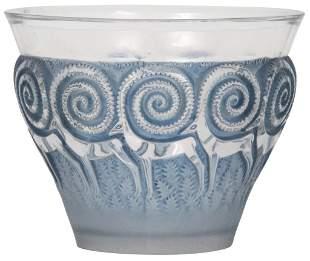 """René Lalique """"Rennes"""" Vase"""