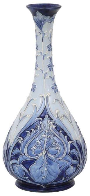 William Moorcroft for MacIntyre & Co. Vase