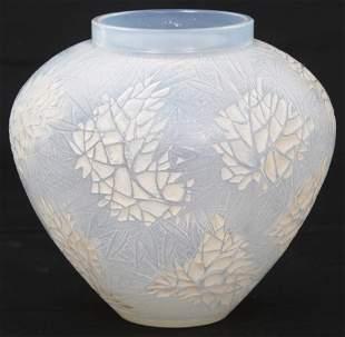 """René Lalique """"Esterel"""" Vase"""