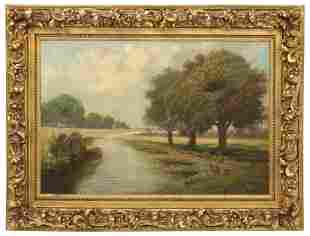 Attr. Jean-Baptiste-Camille Corot (1796-1875)