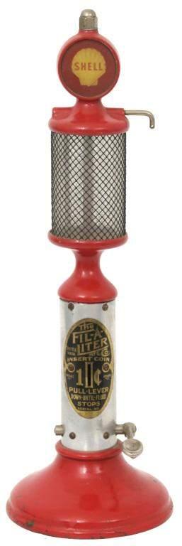The Fil-A-Liter Mfg. Co. Lighter Fluid Dispenser