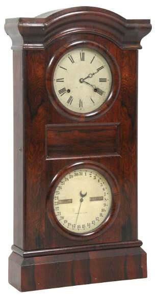 Seth Thomas Parlor No. 1 Calendar Clock
