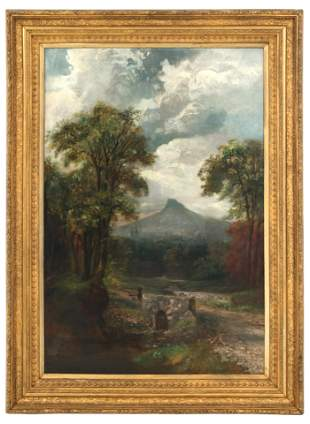 Continental Landscape Painting