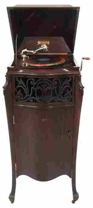 Sonora Phonograph Corporation Victrola