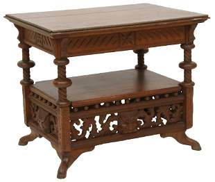 Grand Rapids Cabinet Co. Oak Table
