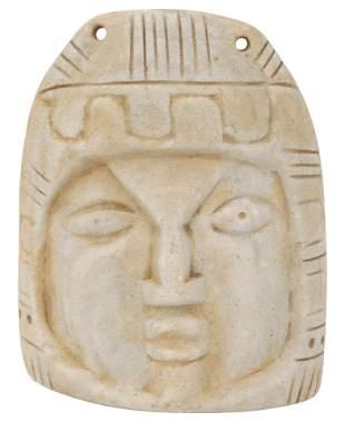 Pre-Columbian Stone Face