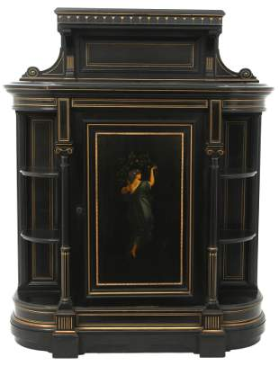 Pottier & Stymus Renaissance Revival Cabinet