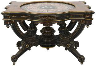 Attr. Pottier & Stymus Center Table