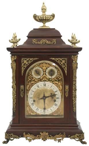 Hennegen Bates & Co. Bracket Clock