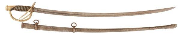 2: U.S. light Cavalry Saber