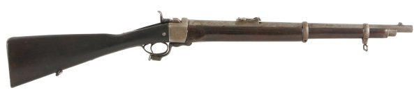 3: Alexander Henry Military Carbine