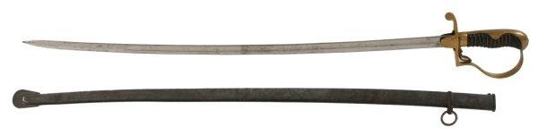 13: Army Ordinance Sabel Sword, Germany, WWII
