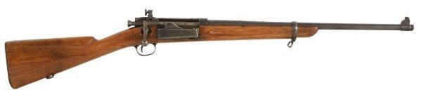 20: Model 1894 Krag Carbine-Sporterized