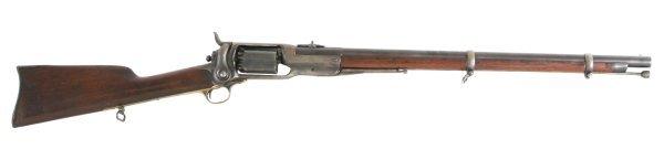 423: Colt model 1855 military rifle