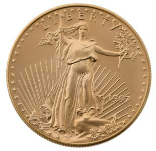 1997 $50 One Ounce American Gold Eagle Coin