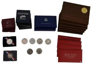 Lot of American Proof & Uncirculated Coins