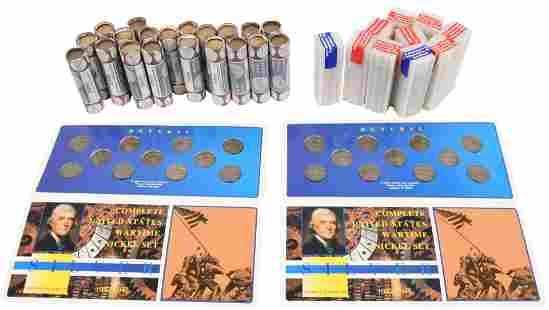Lot of American Nickels